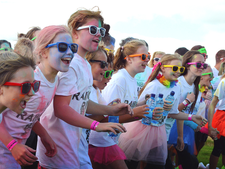 Noah's Ark Rainbow Run